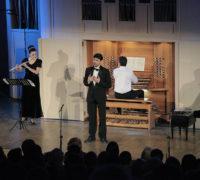 Рождественская музыка для флейты и органа