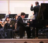 Денис Мацуев и Уральский филармонический оркестр