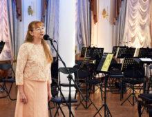 Музыковед И.Кривошеева