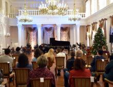 Слушатели на концерте П.Лаула и УГАСО в Ульяновске