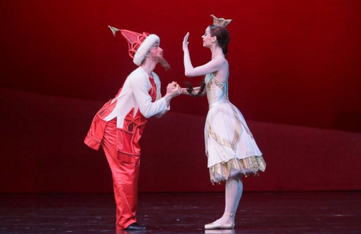 Балет «Конёк-Горбунок». Фото Наташи Разиной © Мариинский театр