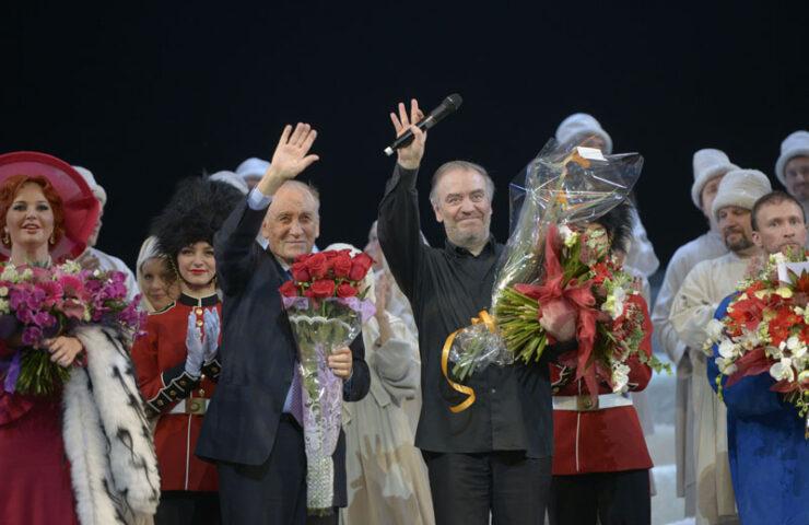 Премьера оперы «Левша», 2013 год © Мариинский театр.JPG