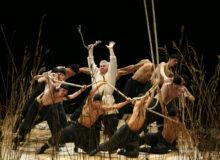 Сергей Алексашкин в опере «Очарованный странник». Фото Наташи Разиной © Мариинский театр